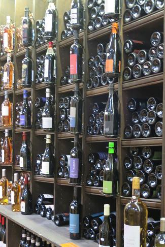 achats de vin